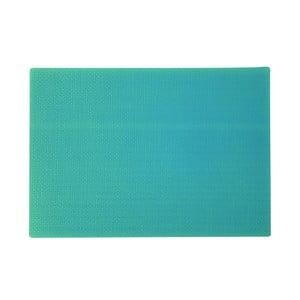 Tyrkysově modré prostírání Saleen Coolorista, 45x32,5cm