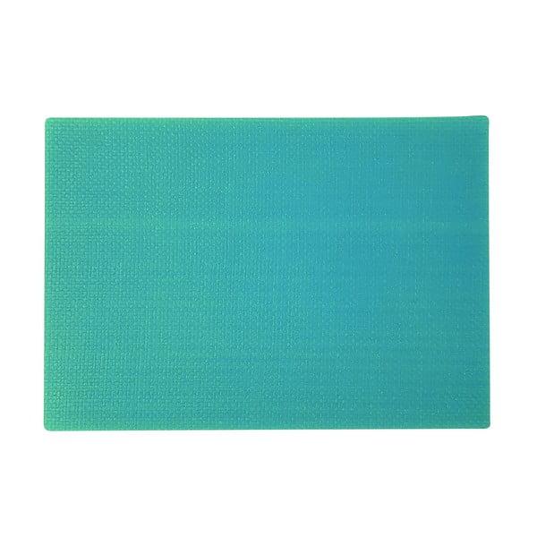 Suport veselă Saleen Coolorista, 45x32,5cm, albastru turcoaz