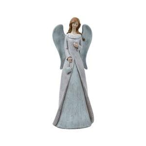 Dekorativní anděl Ego Dekor Brigit,výška36cm