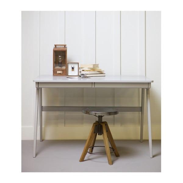 Bílý pracovní stůl De Eekhoorn Oxford