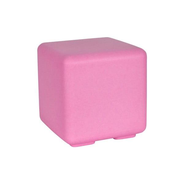 Fluorescenční stolek Cubo, lila