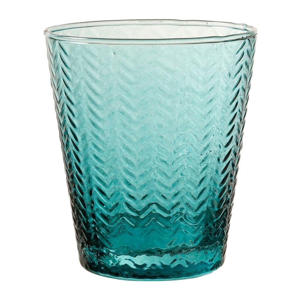 Modrá sklenice na vodu Côté Table Mycenes, 250ml