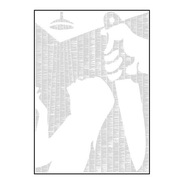 Knižní plakát Psycho, 70x100 cm