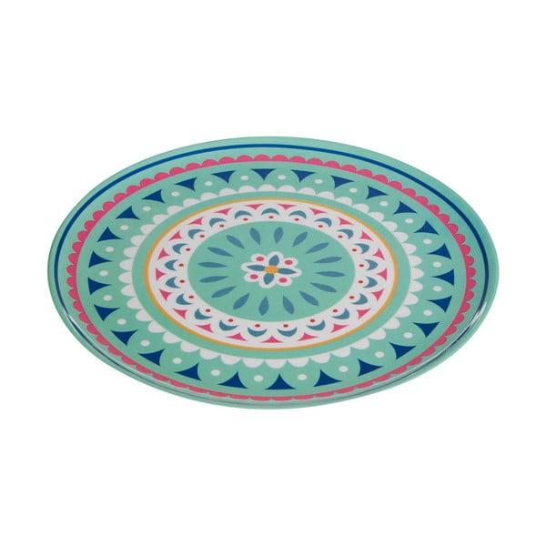 Barevný talíř Premier Housewares Bazaar, ⌀ 25 cm