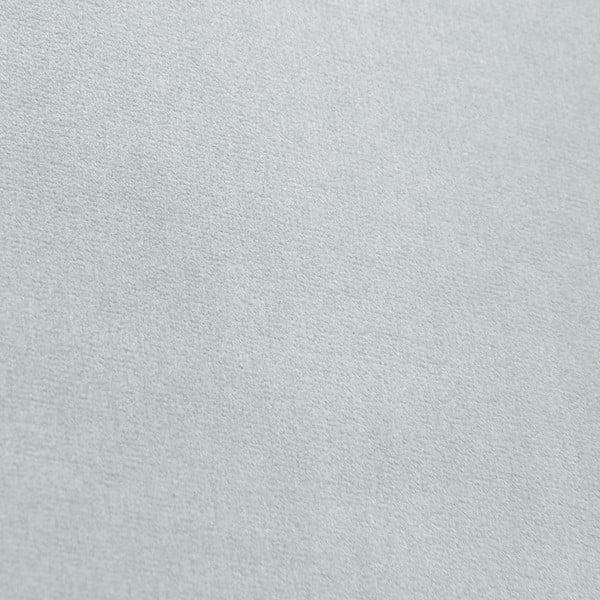 Modrošedé křeslo Vivonita Chesterfield