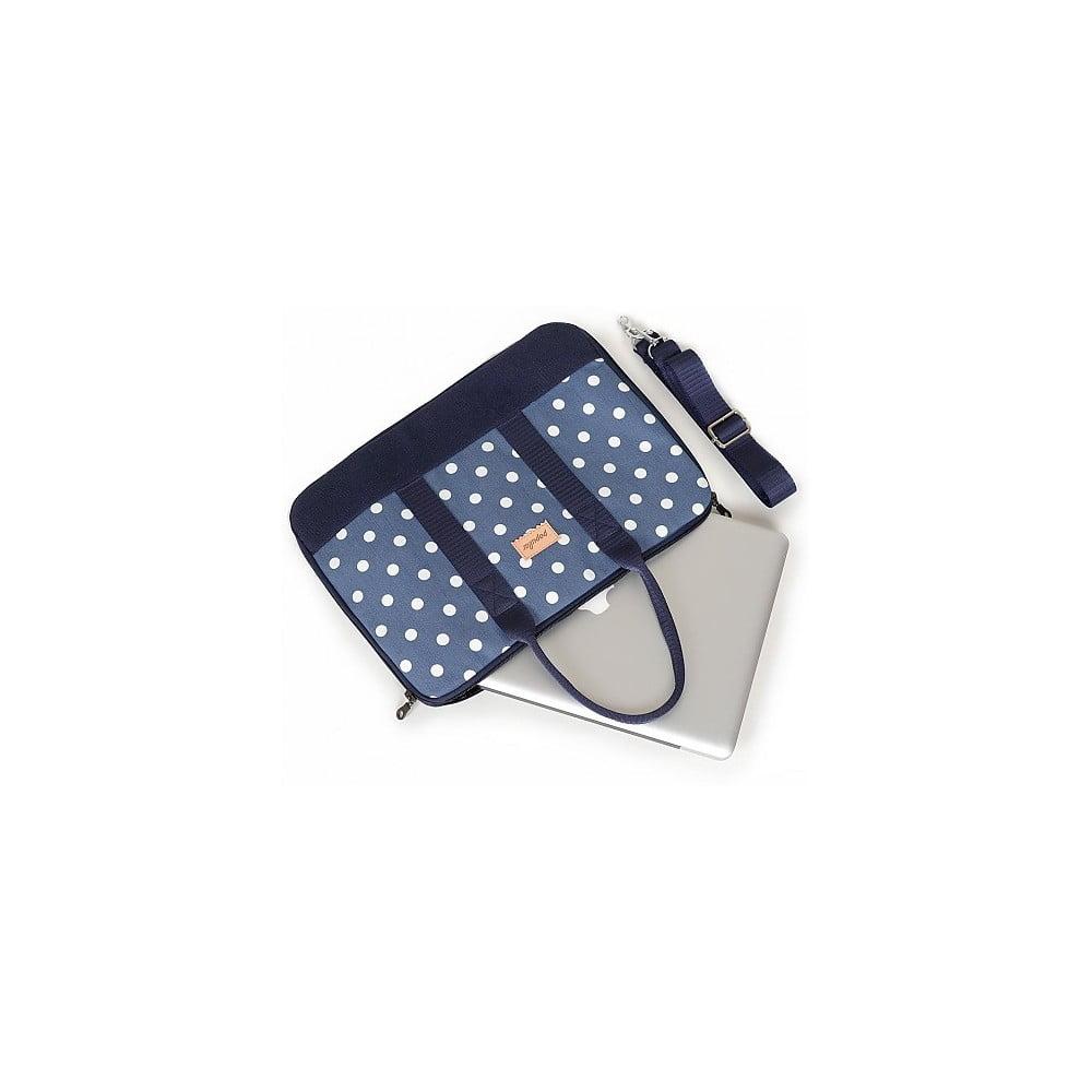 9b73587591f Taška na notebook Popular Dots