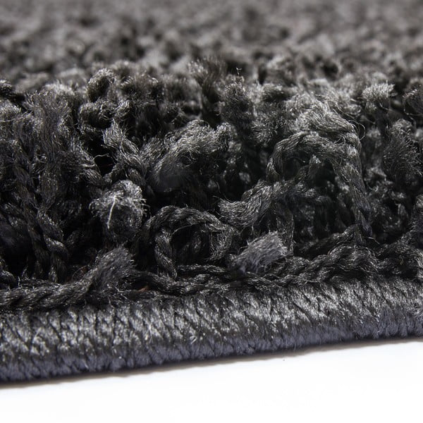 Koberec Guardian Black, 120x170 cm