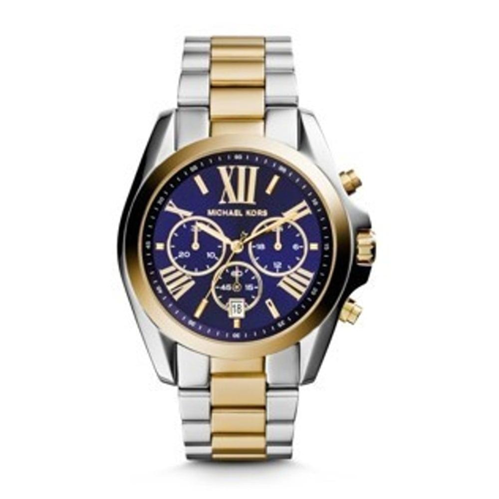 7ad1169471 Unisex hodinky ve zlaté a stříbrné barvě Michael Kors Henry