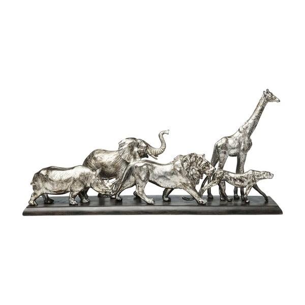 Animal Journey dekorációs szobor, hosszúság 71 cm - Kare Design