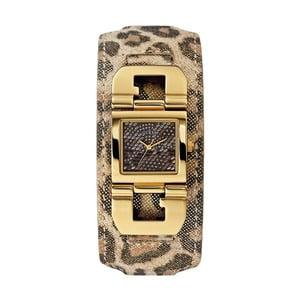 Dámské hodinky s koženým páskem Guess Lincoln