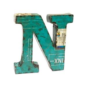 Písmeno Alfabeto N