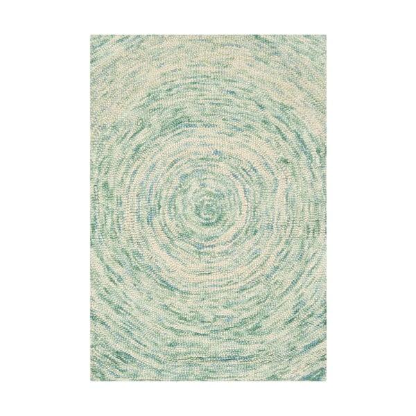 Vlněný koberec Isis, 91x152 cm