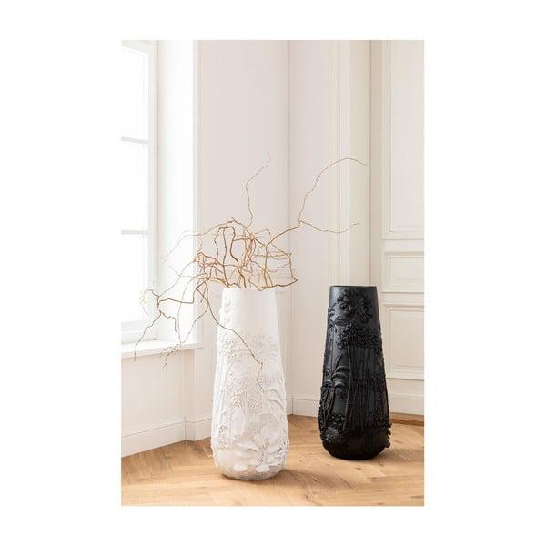 Vază Kare Design Jungle White, înălțime 83 cm, alb