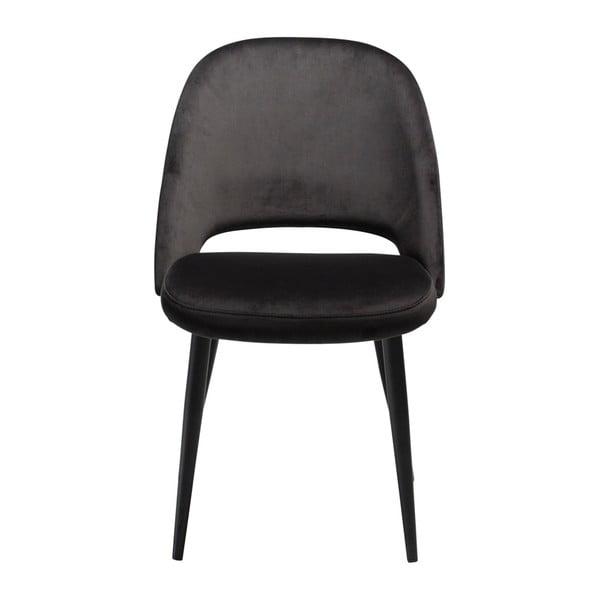 Černá jídelní židle DAN-FORM Denmark Grace