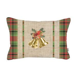 Vánoční povlak na polštář Apolena Honey, 31x50cm