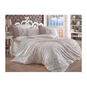 Lenjerie de pat cu cearșaf Irene, 200 x 220 cm de la Hobby