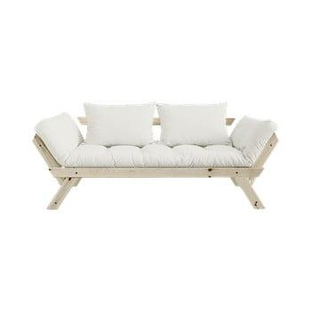 Canapea extensibilă Karup Design Bebop Natural, bej deschis de la Karup Design