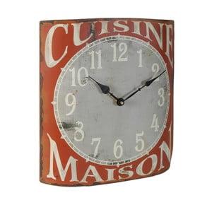 Ceas din lemn Antic Line Cafe, 59 cm