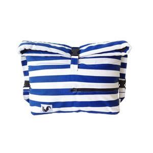 Plážová taška Origama Blue Stripes