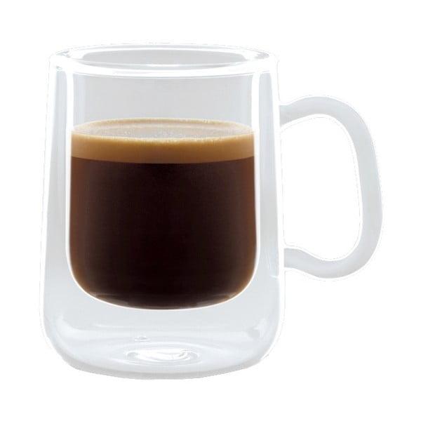 Set dvoustěnných sklenic Colombia Espresso, 10 cl, 2ks