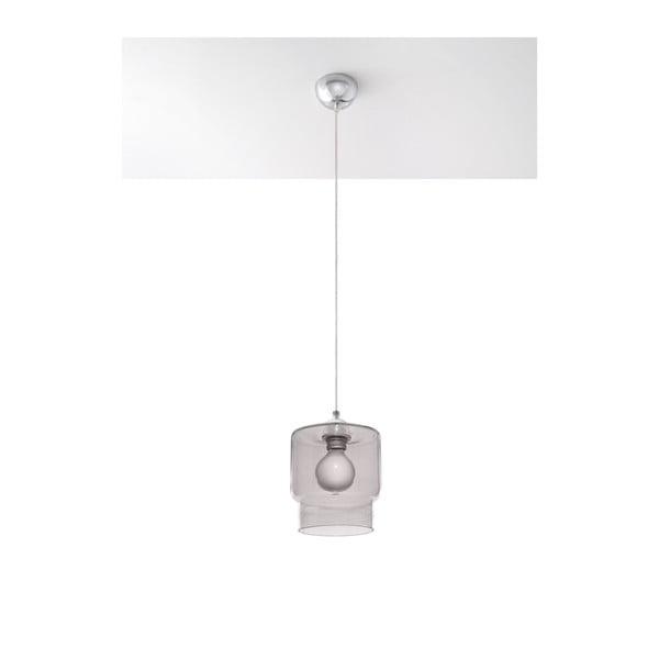 Šedé stropní svítidlo Nice Lamps Alto