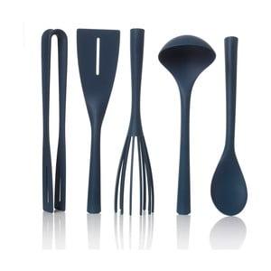 Kuchyňský set, 5ks, Indian Teal - 19-4227