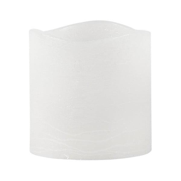 LED svíčka s časovačem Villa Collection Basic Wide, 10 cm