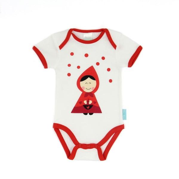 Dětské body Grandma s krátkým rukávem, 6 až 9 měsíců