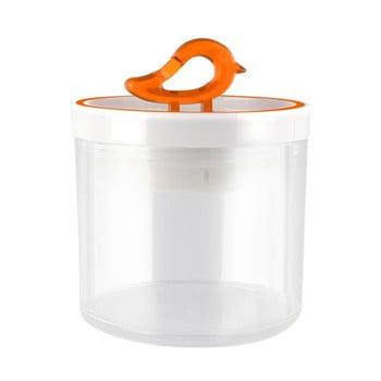 Recipient Vialli Design Livio, 0,4 l, portocaliu de la Vialli Design