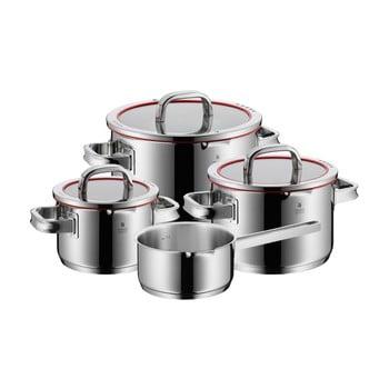 Set 4 oale din oțel inoxidabil cu capac WMF Function 4 de la WMF