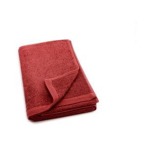 Červený ručník Jalouse Maison Serviette Rouge, 30 x 50 cm