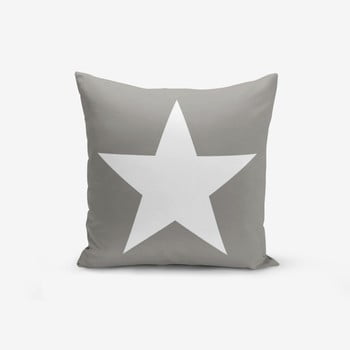 Față de pernă Minimalist Cushion Covers Starisomo, 45 x 45 cm de la Minimalist Cushion Covers