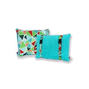 Voděodolný a oboustranný polštářek Dream Pillow Water Geo