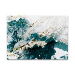 Tablou Styler Glasspik Marble, 80 x 120 cm