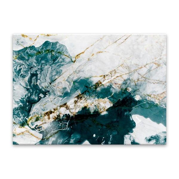Obraz Styler Glasspik Marble, 80 x 120 cm