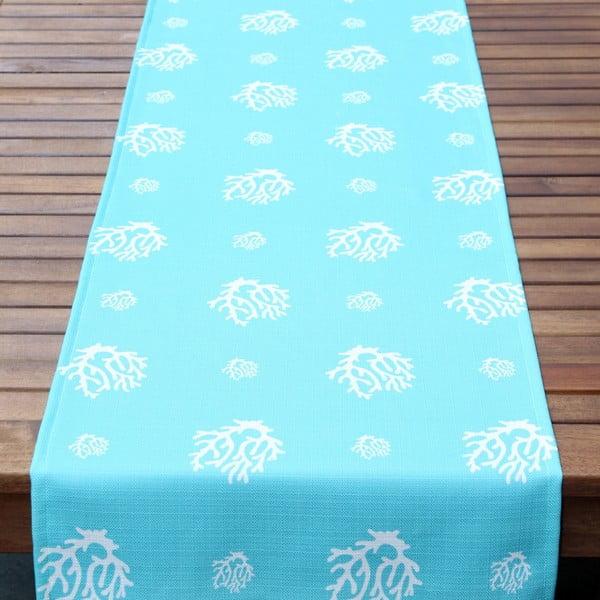 Běhoun na stůl Turquoise Coral
