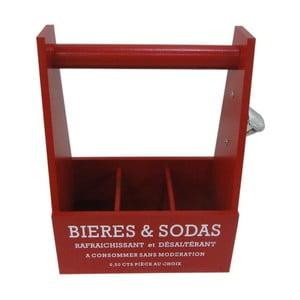 Přepravka na lahve Antic Line Sodas