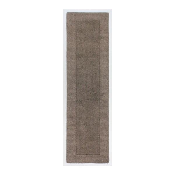 Vlněný běhoun Flair Rugs Tuscany Sienna,60x230cm