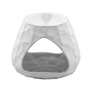 Lampă de aromaterapie din ceramică Ego Dekor Promise, alb