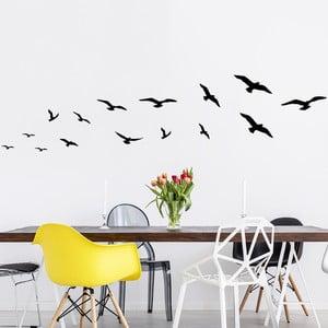 Samolepka Fanastick Flight of Seagulls