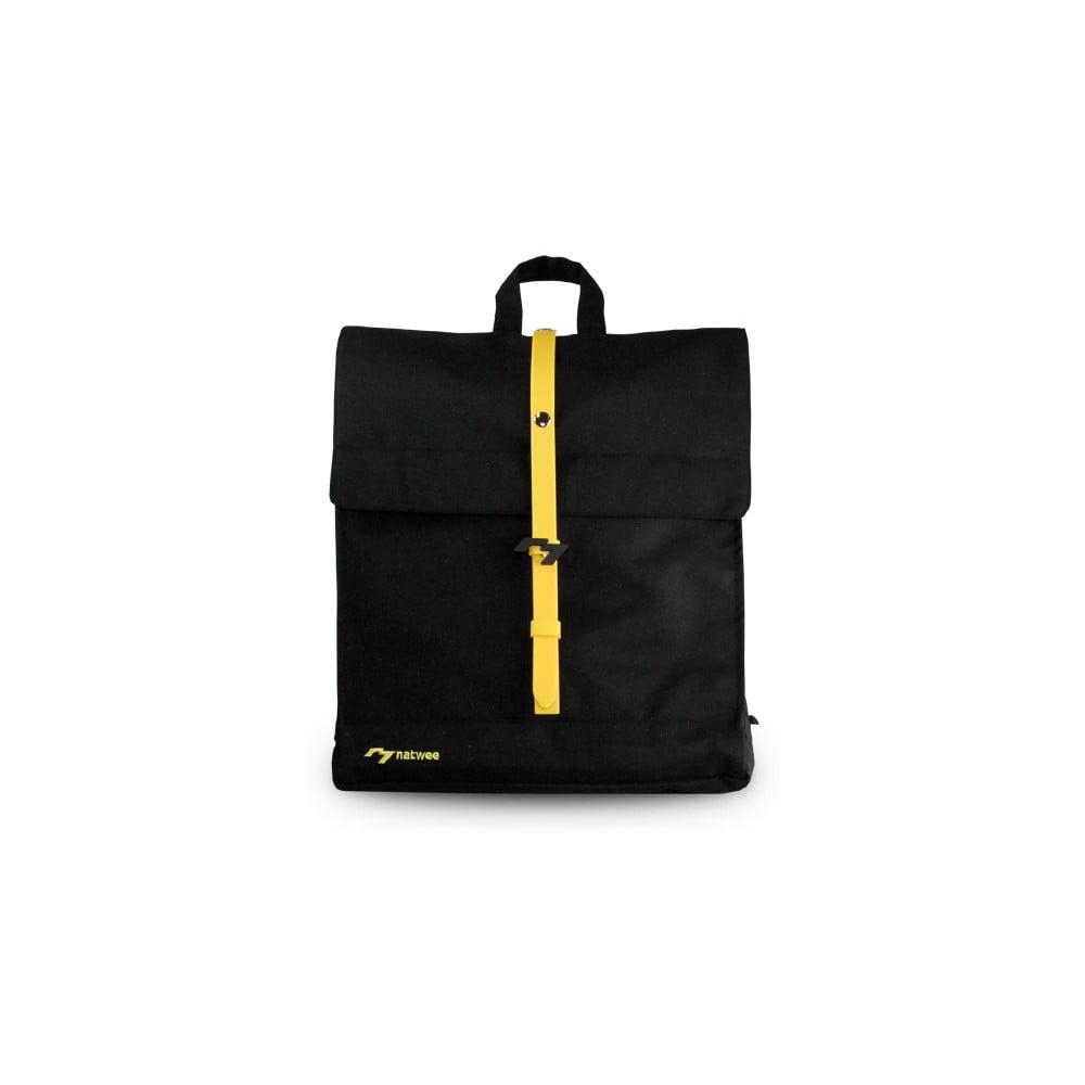 Černý batoh Natwee
