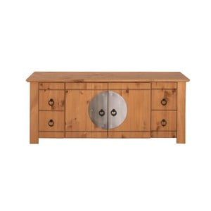 Konferenční stolek  z borovicového dřeva Støraa Sinai