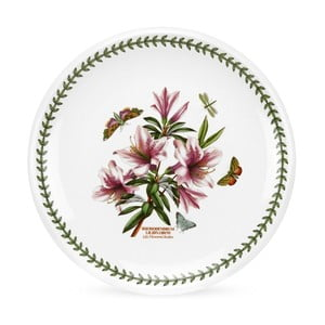 Porcelánový talíř s květinami Portmeirion Azalea, ø 33 cm