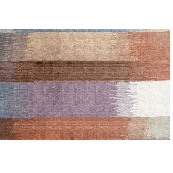 Ručně tkaný koberec Kilim Modern 181, 140x200 cm