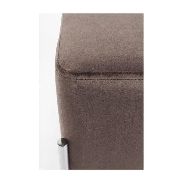 Hnědá stolička Kare Design Franzi