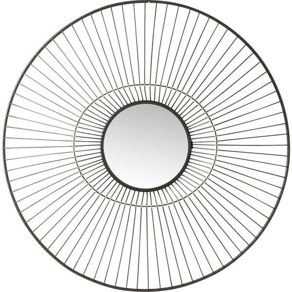 Nástěnné zrcadlo Kare Design Filo,Ø77cm