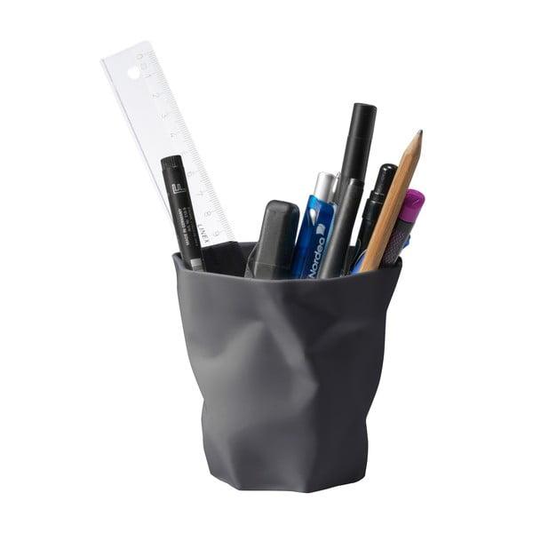 Czarny kubek na ołówki Essey Pen Pen Black