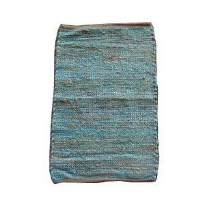 Koberec Jute 40x70 cm, modrý