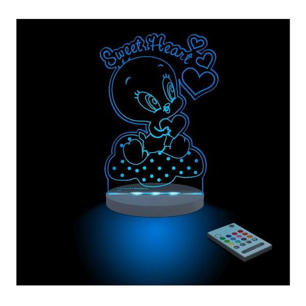 Dětské LED noční světýlko Baby Tweety