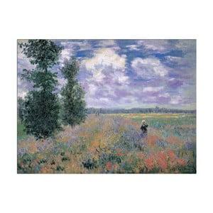Claude Monet - Vlčí máky